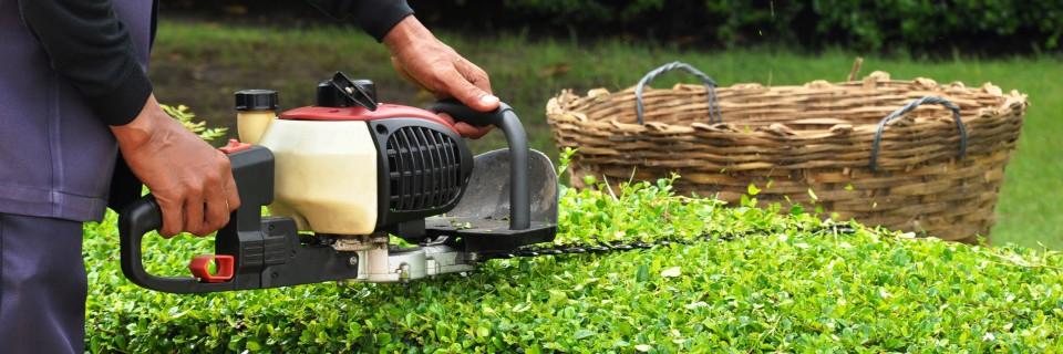 Wir bieten Ihnen Full-Service rund um Garten, Landschaft, Agrar und Gewerbe.